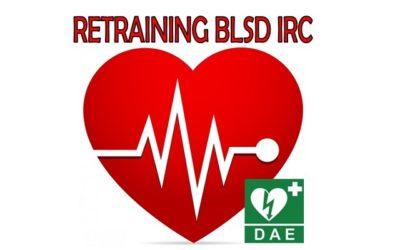 RETRAINING BLSD IRC