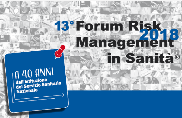 Forum Risk Management in Sanità 2018