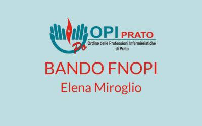Bando FNOPI – Elena Miroglio
